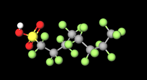 PFOS Molecule