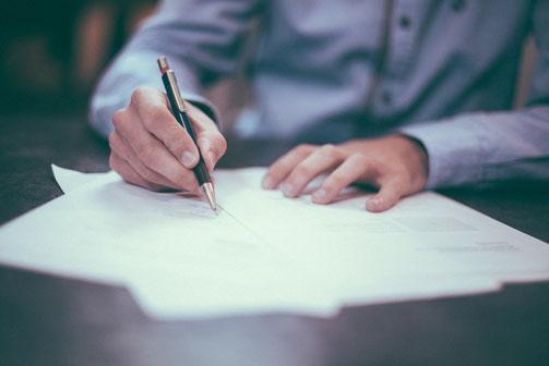 RoHS statement signature
