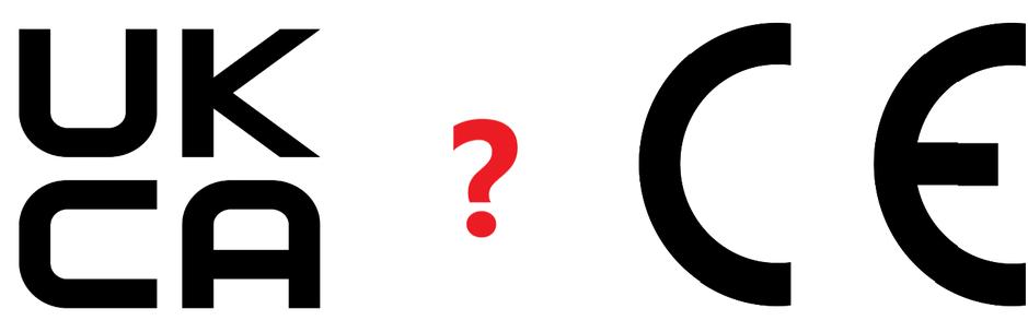 UKCA or CE label symbol?