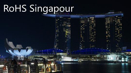 RoHS Singapour